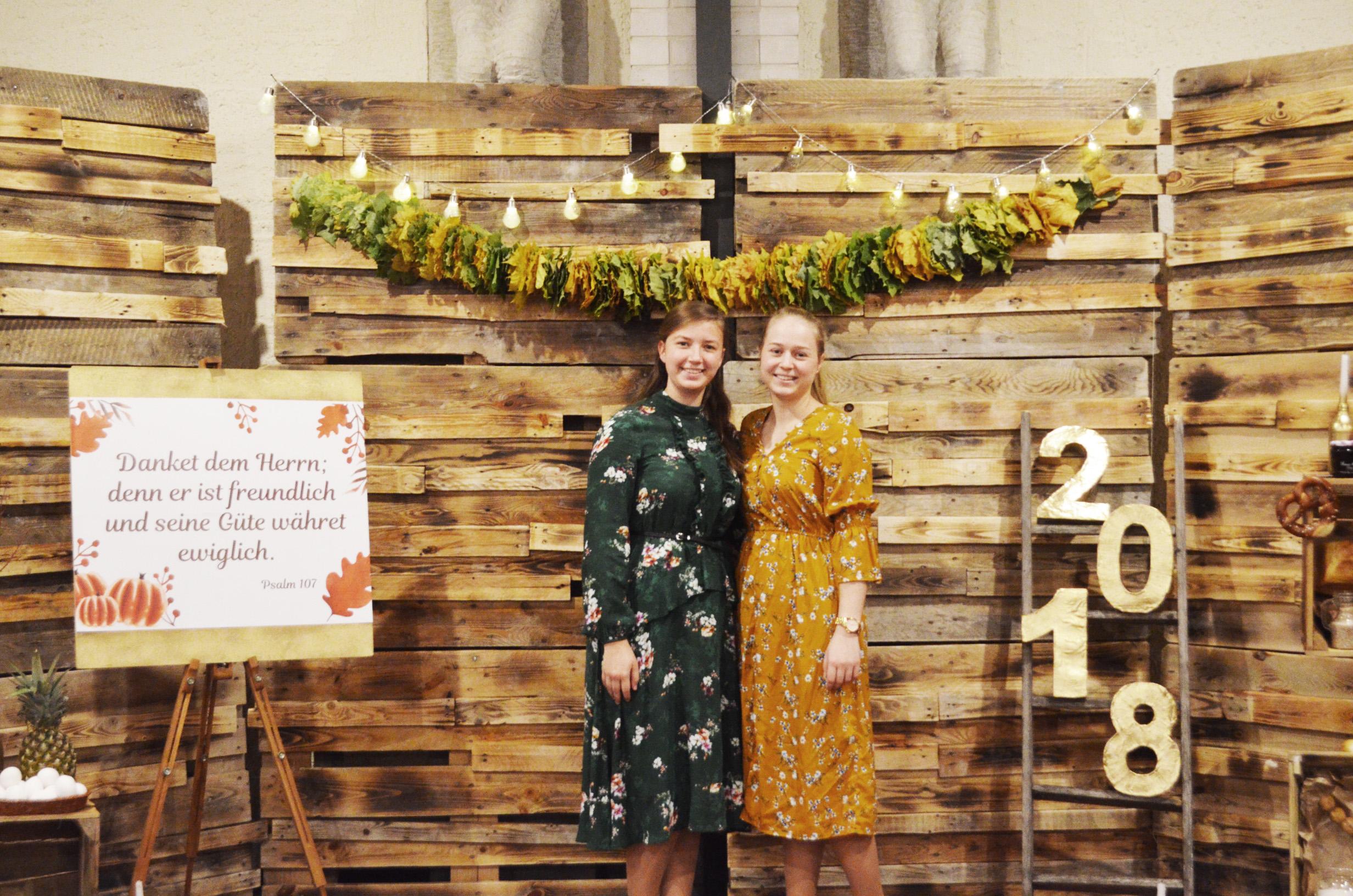Erntedankfest 2018 - FREIE EVANGELIUMS CHRISTENGEMEINDE E.V.
